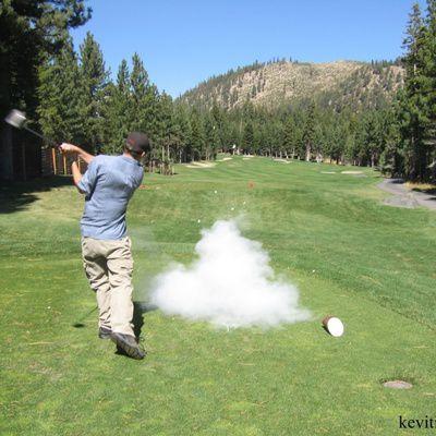 A combien revient  un forfait golf pour un couple ?