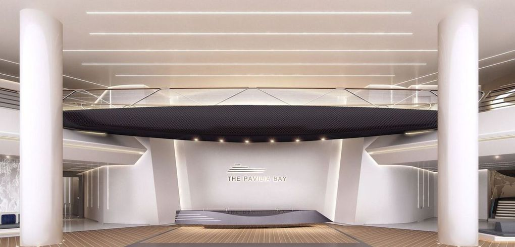 Philippe Briand and Vitruvius Yachts - from yachting to luxury residential project in Hong Kong