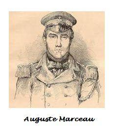 Auguste Marceau, commandant de l' « Arche d'alliance ». 1806 – 1851