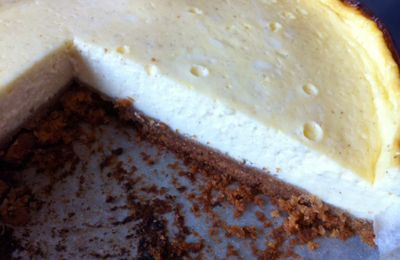 CHEESE CAKE FACILE