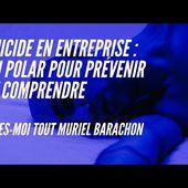 Suicide en entreprise : un polar pour prévenir et comprendre