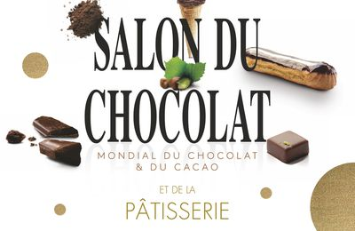 Chocolate Lovers, le SALON DU CHOCOLAT est ouvert à Paris !