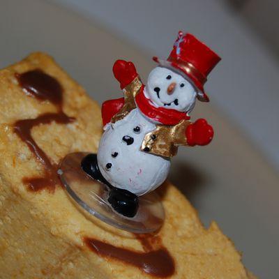 ELLE REVIENT !!!! Avec un dessert choco caramel à croquer !
