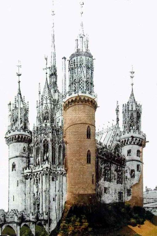 Diaporama château de Mehun-sur-Yèvre