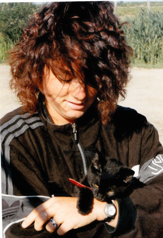 Mitsou qui à 19 ans  Dartagnan qui est mort  Déluge qui est né en août 2012