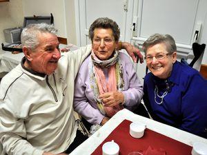 La fête des mères au foyer polonais d'Algrange