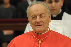 Condoléances du Pape après le décès du cardinal Paolo Sardi