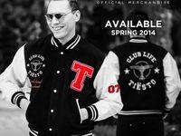 Tiësto jacket Club Life, buy now ! veste club life en vente !