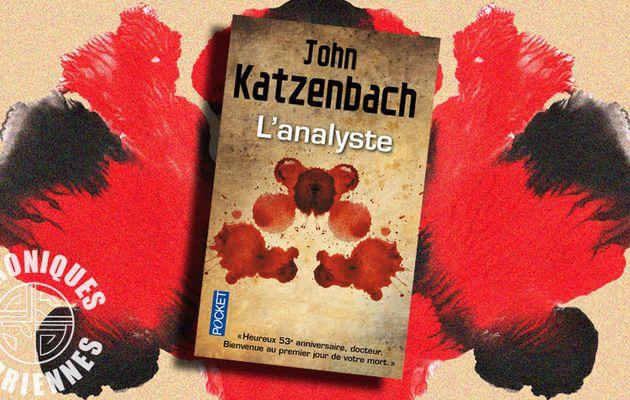 📚 JOHN KATZENBACH - L'ANALYSTE (THE ANALIST, 2002)