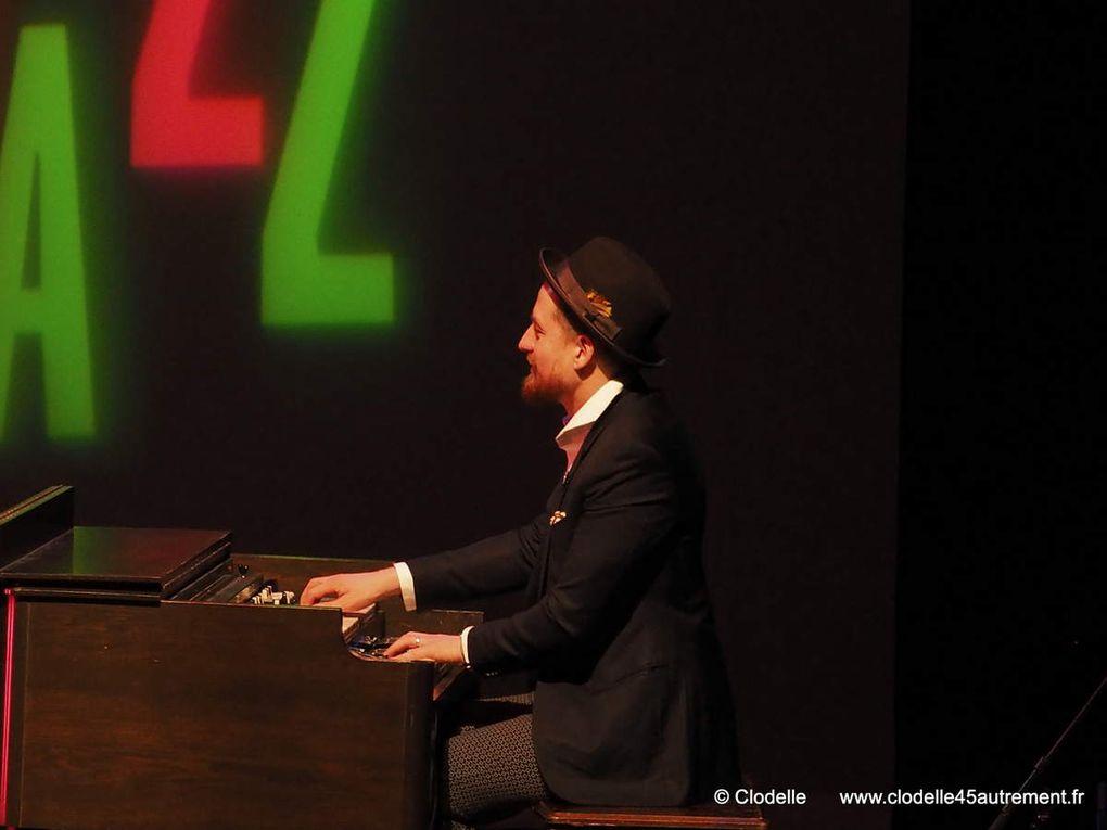 GREGORY PORTER à la Scène nationale d'ORLEANS: peace, love and emotion sur JAZZ OR JAZZ #2