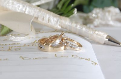 What to consider when writing a wedding reception programme