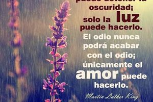 Martin Luther King - Castellano - 5 Frases