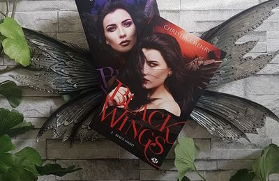 Black Wings, tome 2 : Black Night - Christina Henry
