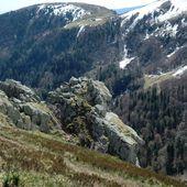 Le sentier des Crêtes - Des Trois Fours aux Spitzkoepfle - 05/05/2016 - Passion Escalade et Montagne