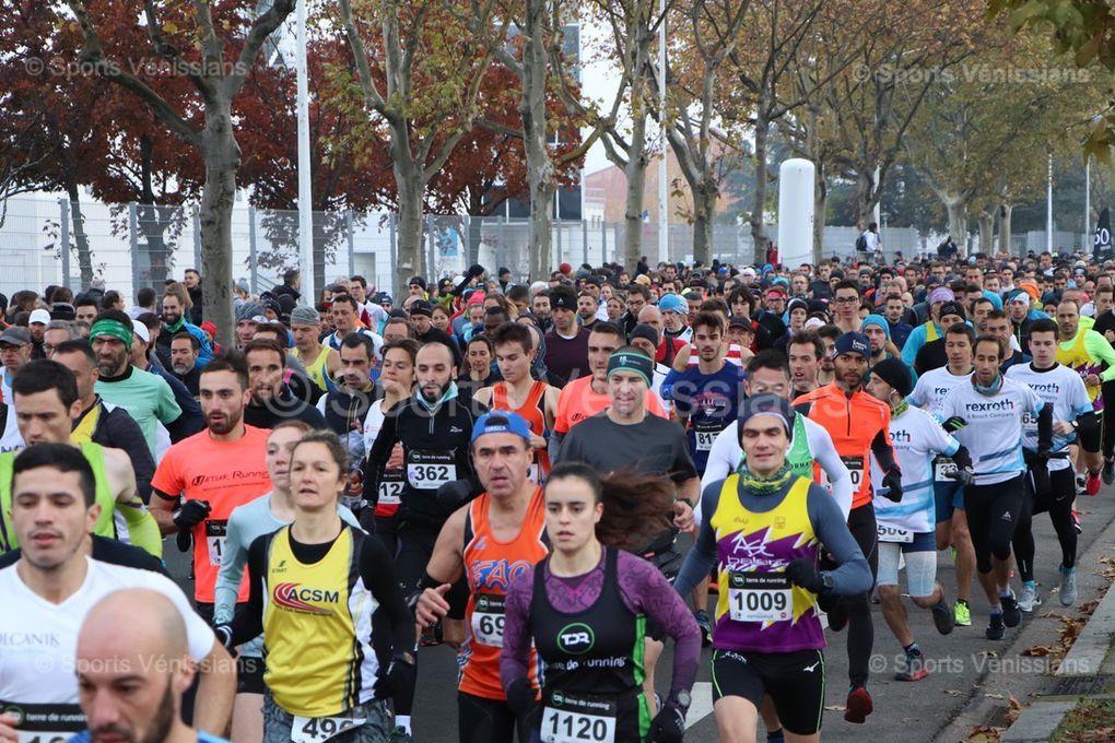 La Foulée vénissiane a battu son record de participants inscrits et de coureurs classés