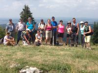 mardi 11 Août: Montagne du Larmont