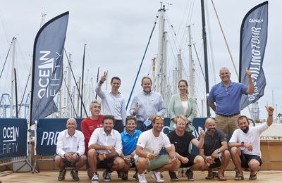 Sport: The Pro Sailing Tour third stage gets off to flying start