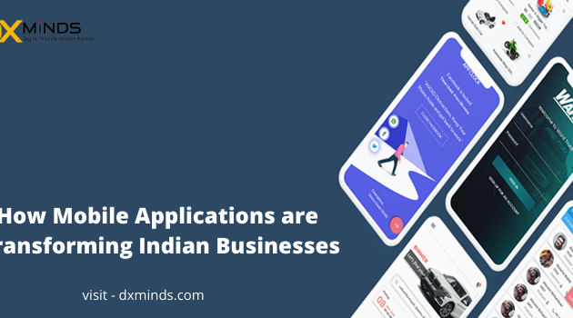 How mobile applications are transforming Indian businesses
