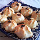 Rochers à la noix de coco - Le Sésame Des Saveurs