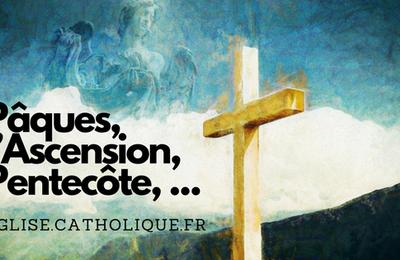L'Esprit Saint en 5 questions Homélie Pentecôte B (23.05.2021)