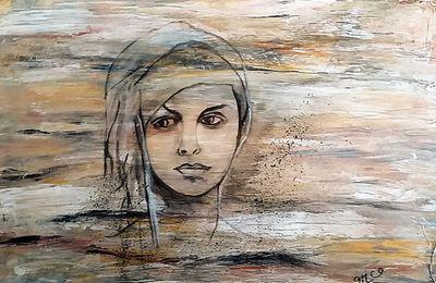 abstrait portrait