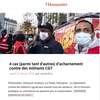 REPRESSION anti CGT : exemples !