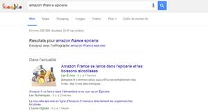 Amazon Epicerie en France? Carton Rouge Amazon !