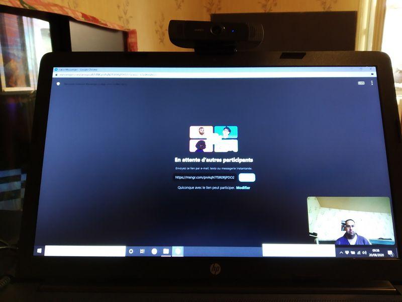 test de la Webcam Full HD Aukey PC-LM1E @ Tests et Bons Plans