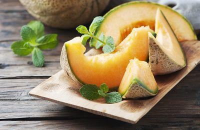 Dans le panier de saison du mois : le melon