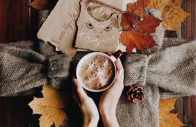 Bienvenue à l'automne, c'est enfin le bon moment pour...