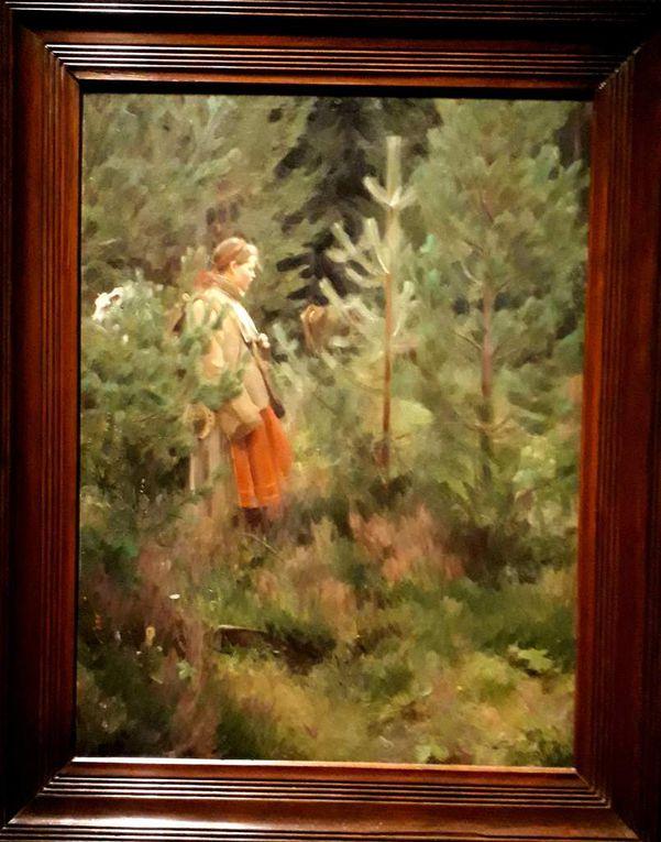 Anders Zorn, le maître de la peinture suédoise au Petit Palais
