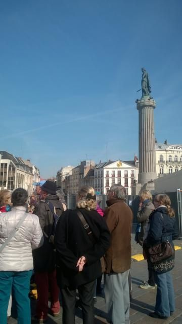 Roubaix, Lille et la villa Cavrois ; quelques images