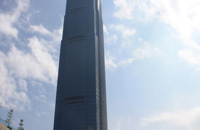 Two International Finance Centre - Hong-Kong