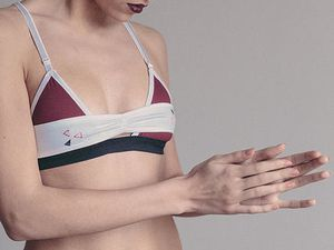 """JAAD Lingerie Collection """"Hyperactive"""""""