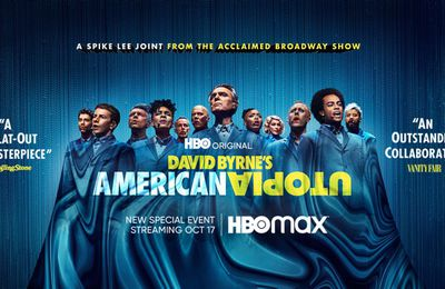 American Utopia on Broadway - Spike Lee