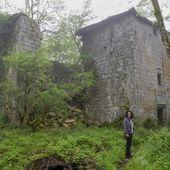 Ruines du Château de Monceaux à Viam en Corrèze - Les Photos de Sébastien Colpin