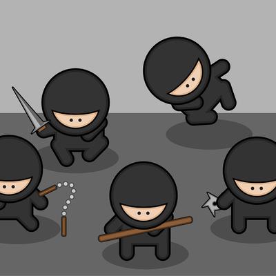 Récits d'un vieux gamer 7 : les jeux de ninja sur les consoles game boy - partie 3