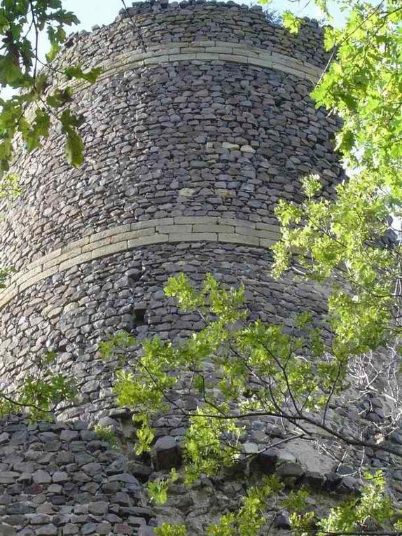 Diaporama château de Coppel à Saint Julien de Coppel