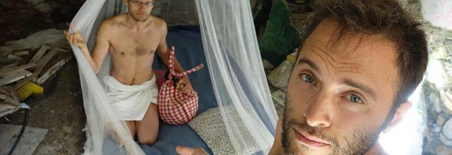 Direction la Sicile pour Nans et Mouts dans « Nus & Culottés » ce soir sur France 5