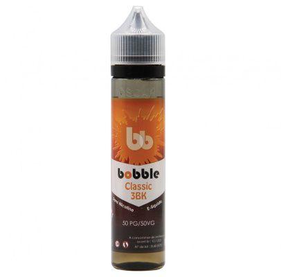 Test - Eliquide - Classic 3BK de chez Bobble Liquide
