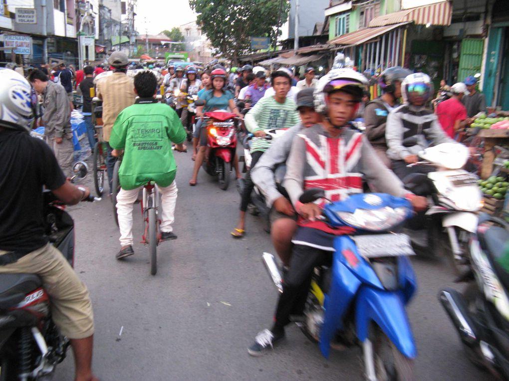 Photos de Sulawesie (Indonésie) et d'Australie