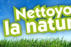 """Journée """"NETTOYONS LA NATURE"""""""
