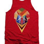 Small Face D. Tank Top for Sale by Michael Bellon