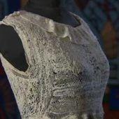 La robe de mariée (Lausanne, Collection de l'art brut) Trésors de musées - Vidéo - Play RTS