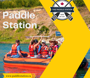 HOW TO FIND OUR PADDLE STATIONS