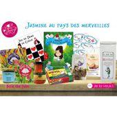 Box culinaire enfant - Charlie Jasmin