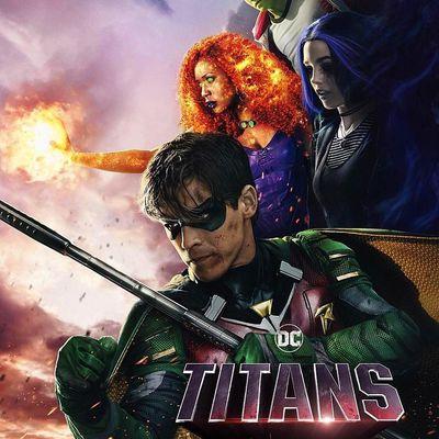 Titans, saison 1, épisode 9 (Akiva Goldsman, Greg Berlanti, Geoff Johns, Sarah Schechter)