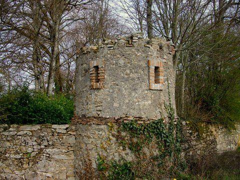 """rando des """"8 km"""" au lac de Beaulieu et Coueron"""