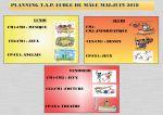 Temps d'activités périscolaires : le programme de mai et juin 2018 sur l'école de Mâle