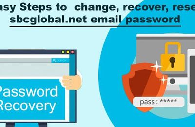 How to reset Sbcglobal Password if lost